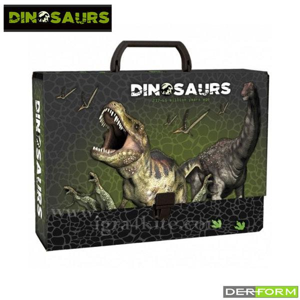 Dinosaurs - Куфарче с дръжка Дино 48458