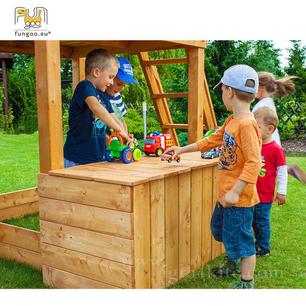 Fungoo - Модул Шкаф за играчки ToyBox 03325