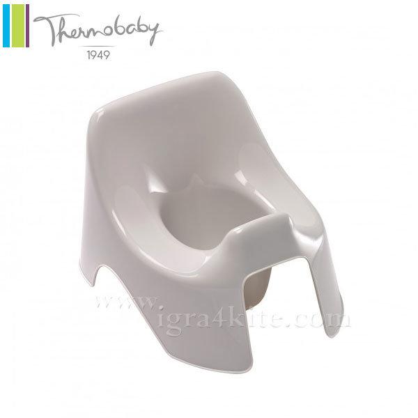 Thermobaby - Анатомично бебешко гърне сиво