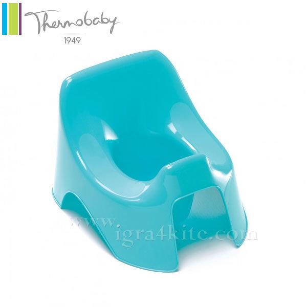 Thermobaby - Анатомично бебешко гърне тюркоаз