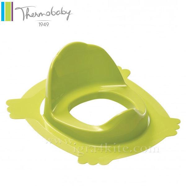 Thermobaby - Седалка за тоалетна чиния зелена