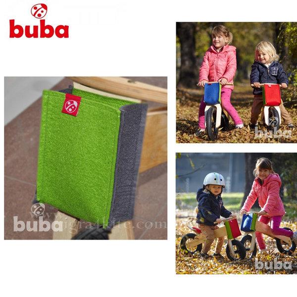 Buba - Чантичка за балансиращо колело Explorer зелена