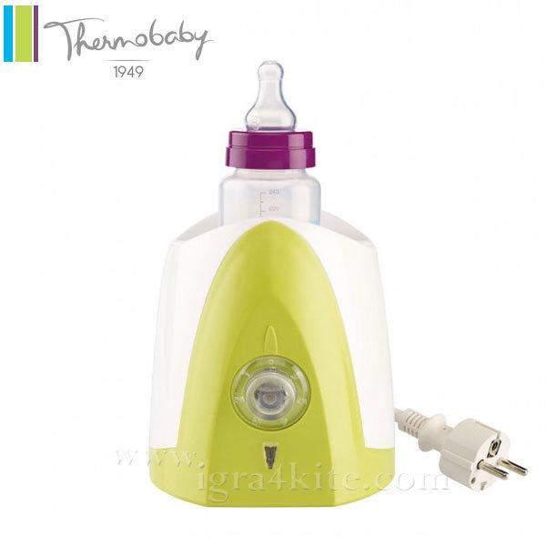 Thermobaby - Нагревател за шишета и бурканчета зелен