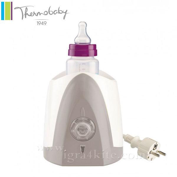 Thermobaby - Нагревател за шишета и бурканчета сив