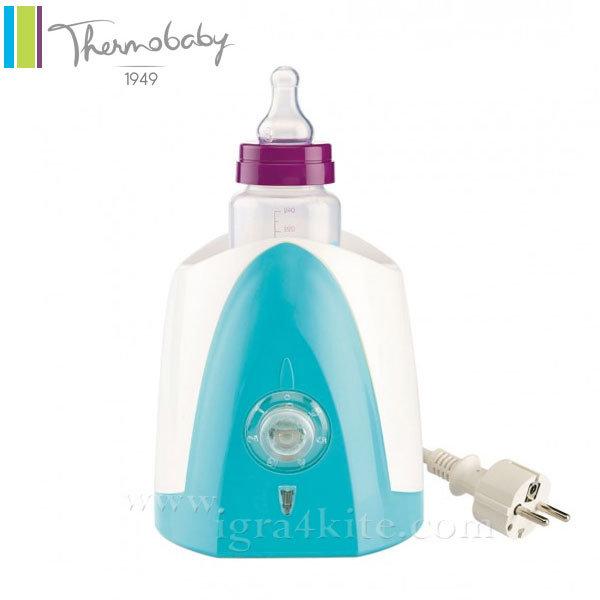 Thermobaby - Нагревател за шишета и бурканчета тюркоаз