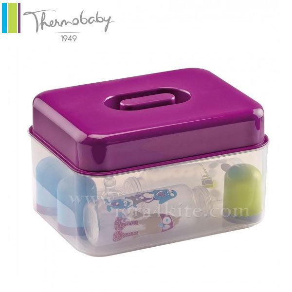 Thermobaby - Стерилизатор за бебешки шишета 2в1 лилав