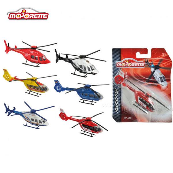 Majorette - Хеликоптер в блистер 53130
