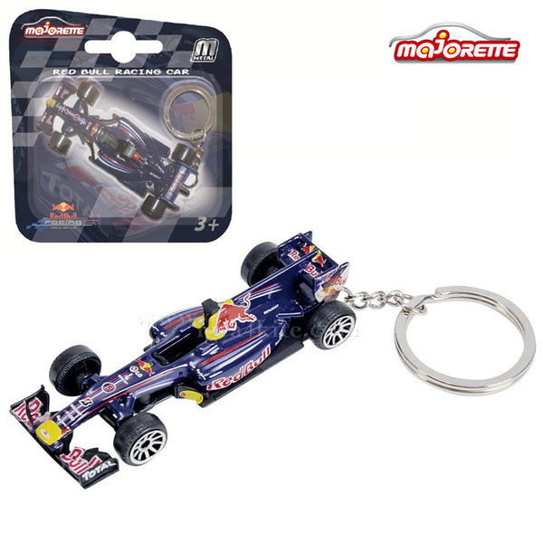 Majorette - Ключодържател Формула Red Bull 84430