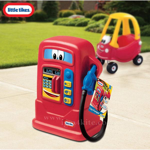 Little Tikes - Детска бензинова колонка 619991