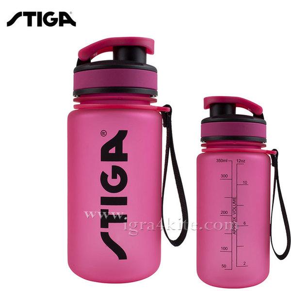 Stiga - Бутилка за вода Pink 2669-07
