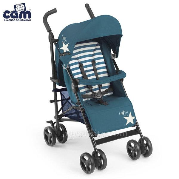 Cam - Лятна бебешка количка Flip 847/82