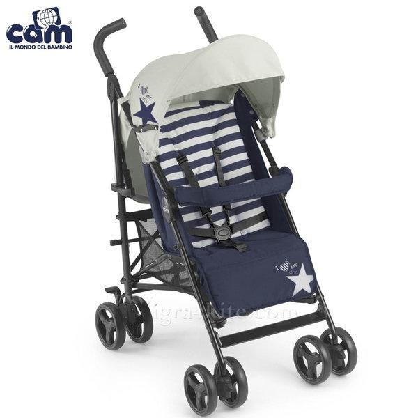 Cam - Лятна бебешка количка Flip 847/80