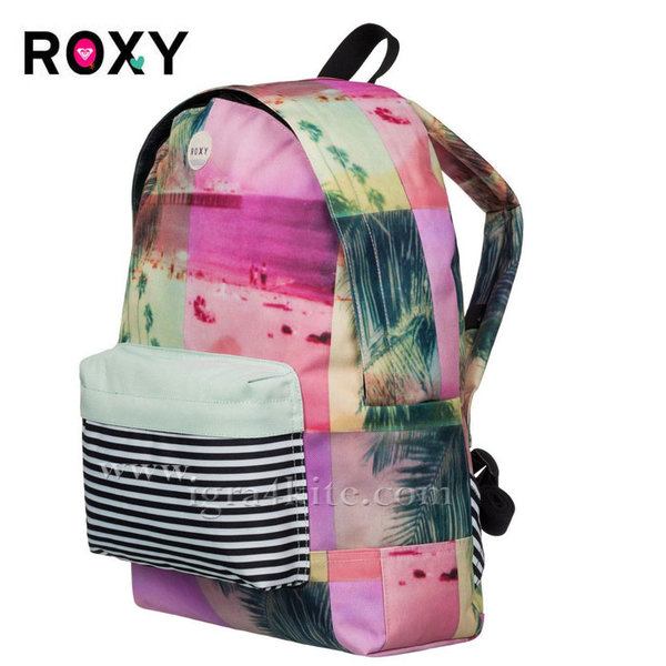 Roxy - Ученическа раница Roxy wcd7