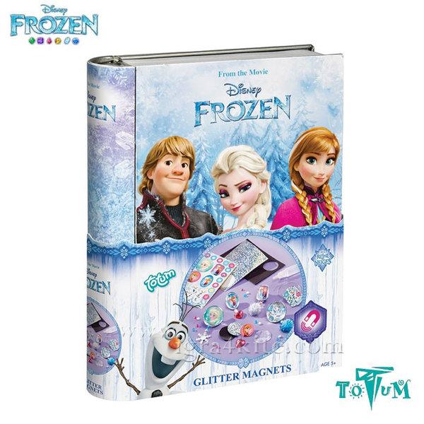 Totum Disney Frozen - Направи си искрящи магнити Замръзналото кралство 680197