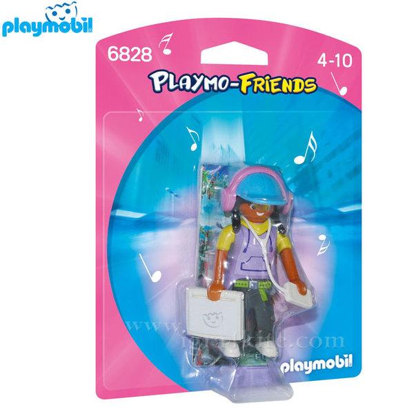 Playmobil - Мултимедийно момиче 6828