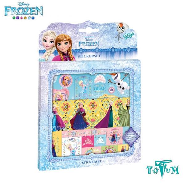 Totum Disney Frozen - Направи си стикери Замръзналото кралство 680203
