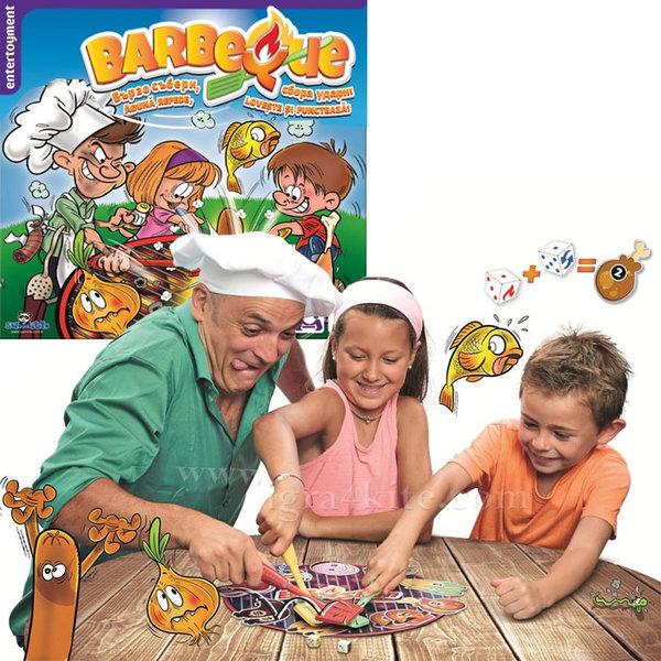 Entertoyment - Детска игра Барбекю 2026