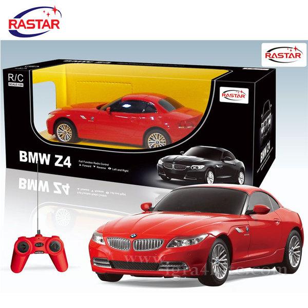 Rastar - Кола BMW Z4 с дистанционно управление 1:24 39700
