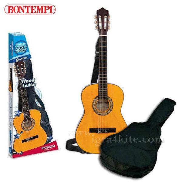 Bontempi - Дървена китара 92см 191267