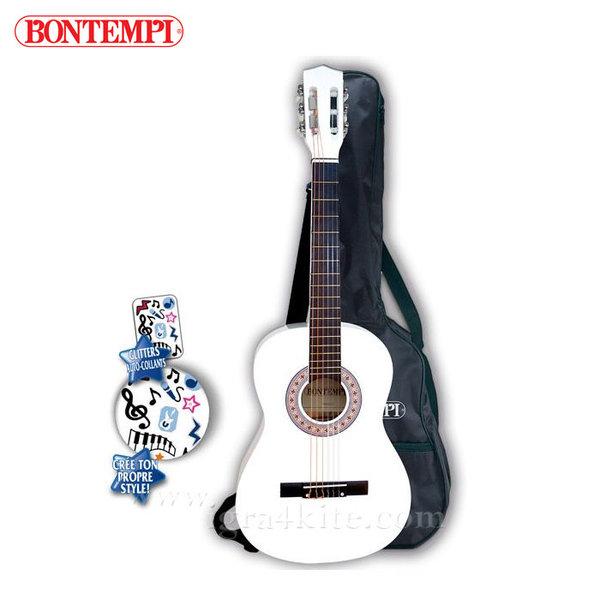 Bontempi - Дървена китара 92см 191268
