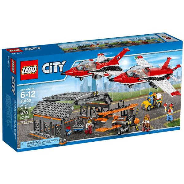 Lego 60103 City - Въздушно шоу