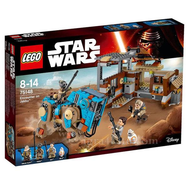 Lego 75148 Star Wars - Среща на Джаку