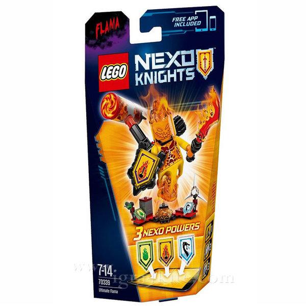 Lego 70339 Nexo Knights - Върховния Флама