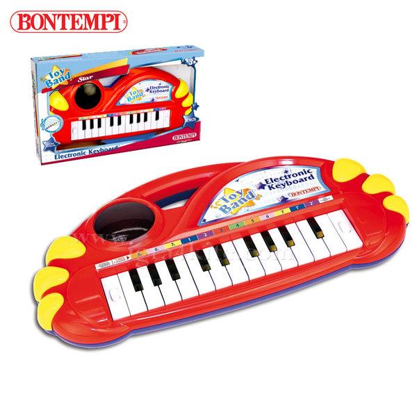 Bontempi - Детски електронен синтезатор 22 клавиша 191262