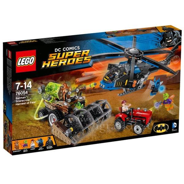 Lego 76054 Super Heroes - Батман Комбайнът на Плашилото