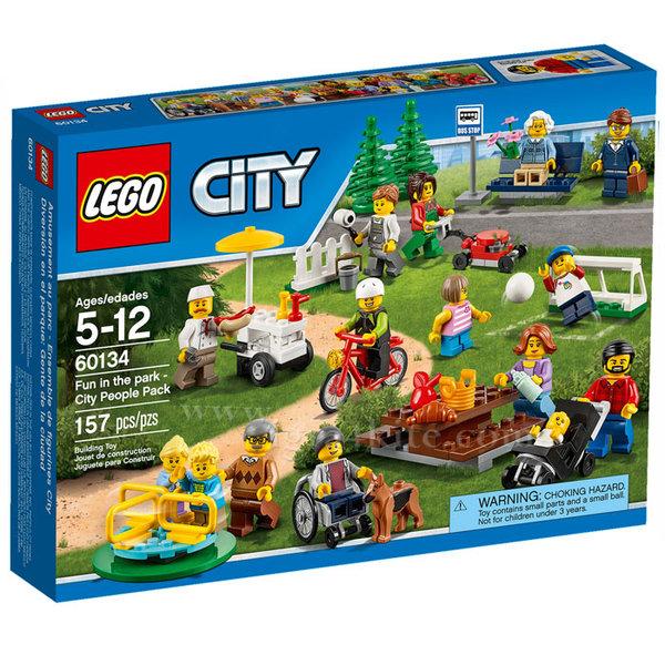 Lego 60134 City - Забава в парка