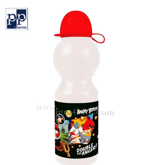 Karton P+P Angry Birds - Бутилка за вода Енгри бърдс