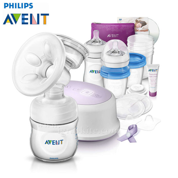 Philips AVENT - Комплект за кърмене Natural 0540