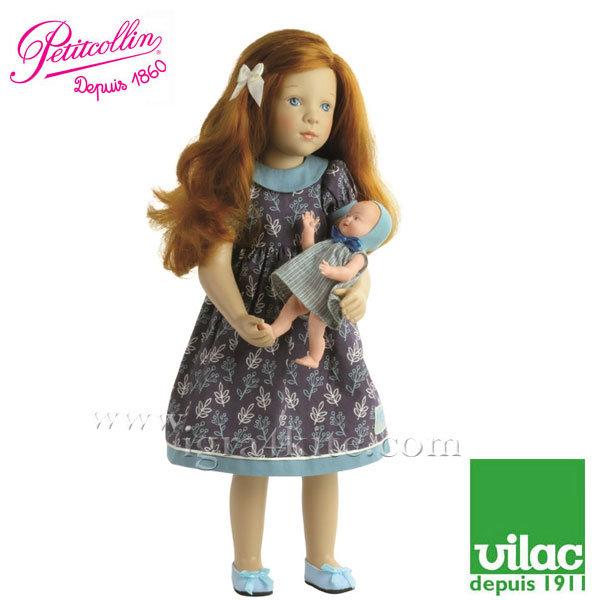 Vilac - Petitcollin Кукла Finouche Brigitte по дизайн на Silvia Natterer 614808