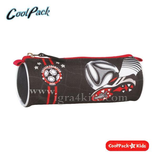 Cool Pack Kids - Football Black Ученически несесер объл 66471