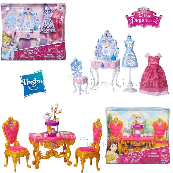 Disney Princess - Игрален комплект Принцеси b5309