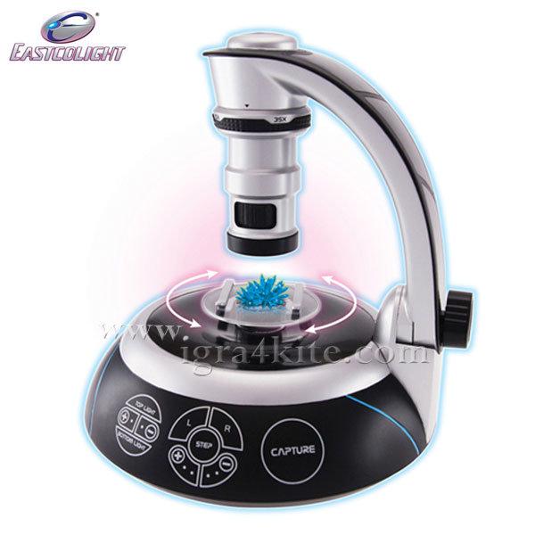 Eastcolight - Детски 3D Дигитален микроскоп 8006