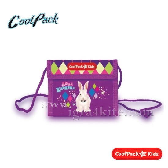 Cool Pack Kids - Magic Портмоне за врат 58148