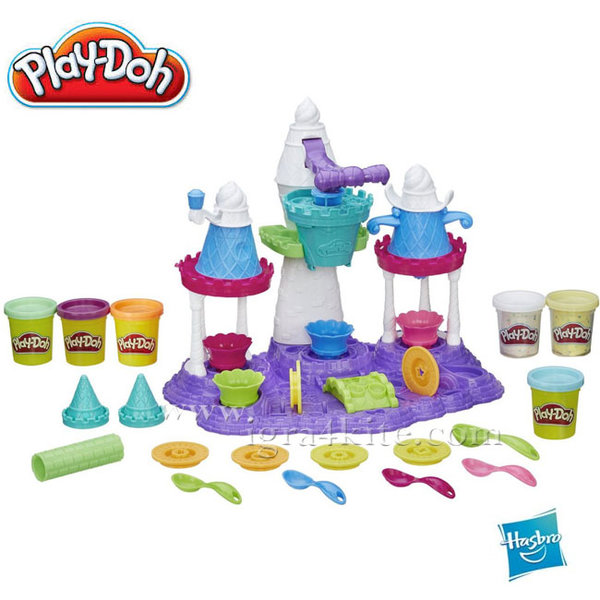 Play-Doh - Замък за Сладолед b5523