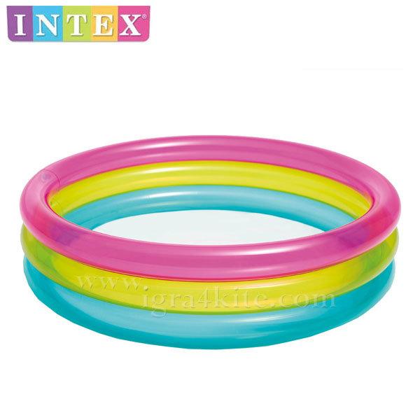 Intex - Детски басейн 86 х 25см 57104
