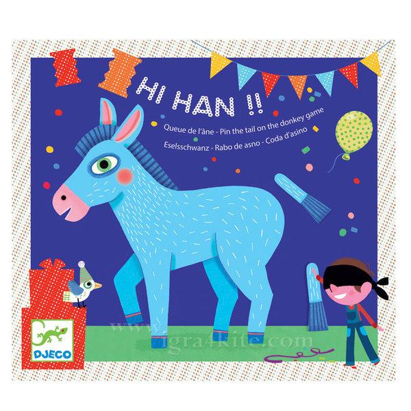 Djeco - Детска игра за парти Hi Han!! 02091