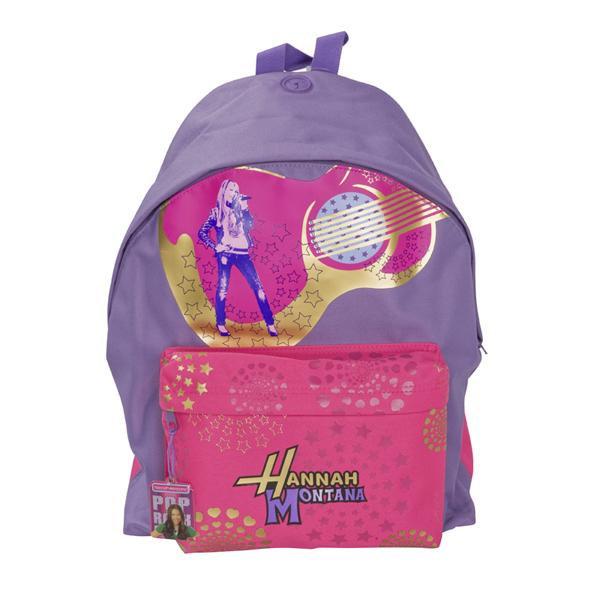Hannah Montana -  Ученическа Раница