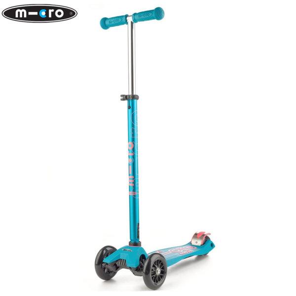 Micro - Детска тротинетка Maxi Micro Deluxe Aqua MMD019