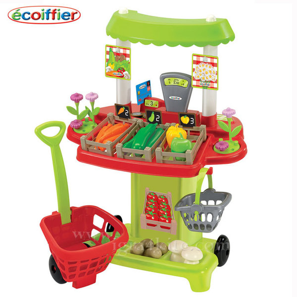 Ecoiffier - Детски магазин Плод и зеленчук 1744