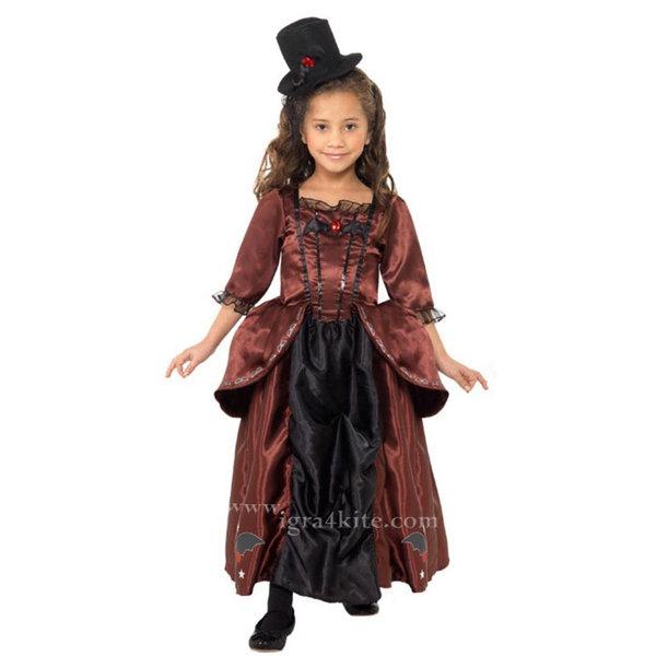 Rubies - Детски карнавален костюм Вампирка 31115
