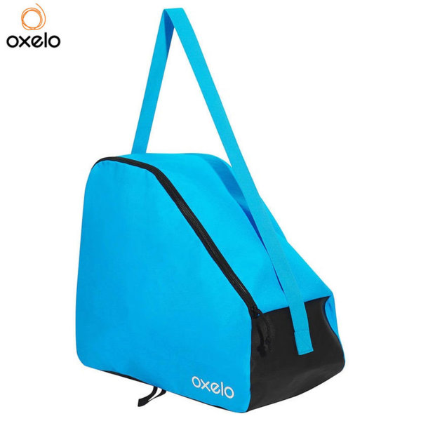 Oxelo - Чанта за ролери и кънки синя 193557
