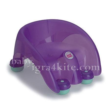 OΚ Baby - Стол за къпане 2в1 POUF