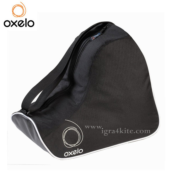 Oxelo - Чанта за ролери Черна