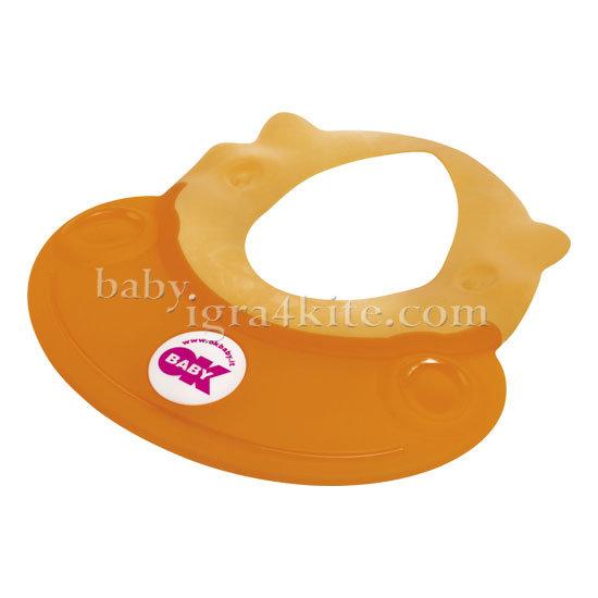OΚ Baby - Козирка за къпане Без сълзи Hippo 829/45