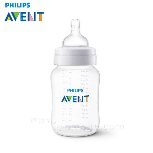 Philips AVENT - Шише за хранене 260 ml Classic+ 0536
