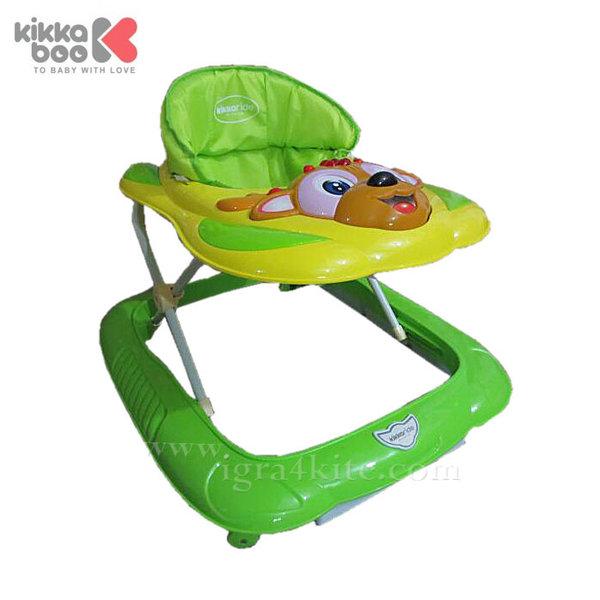 Kikka Boo - Проходилка Deer Green 31005030011